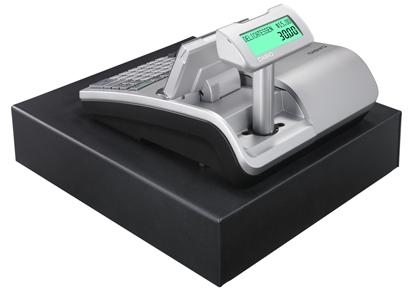 Boquet Caisse enregistreuse Casio Se-S3000