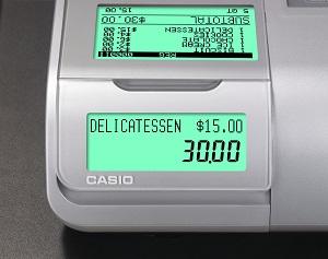 Boquet Casio Se S400