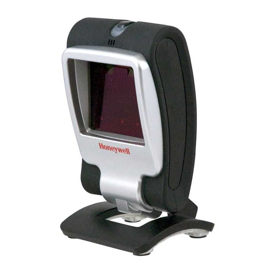Boquet Honeywell Scanner Genesis 7580
