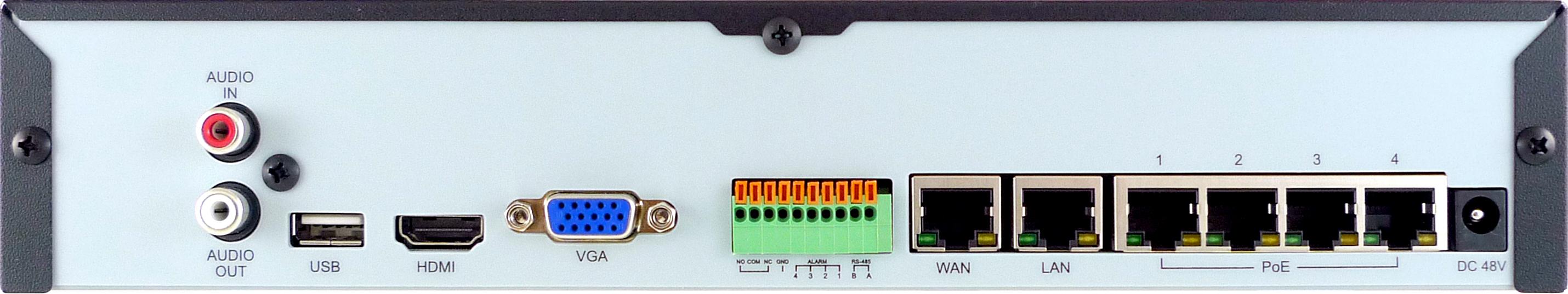 Boquet E Care DVR IP