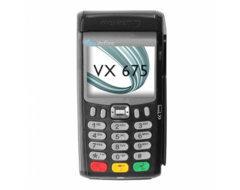 Boquet Verifone VX 675