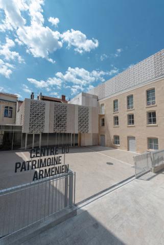 Boquet Centre du Patrimoine Arménien de Valence