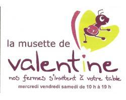 Boquet La Musette de Valentine